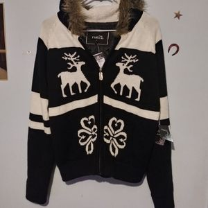 Rue21 jacket/hoodie